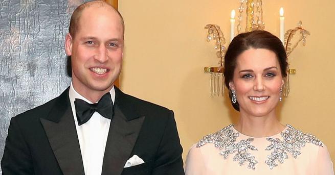 Херцогинята на Кембридж Катрин роди момченце в частното крило