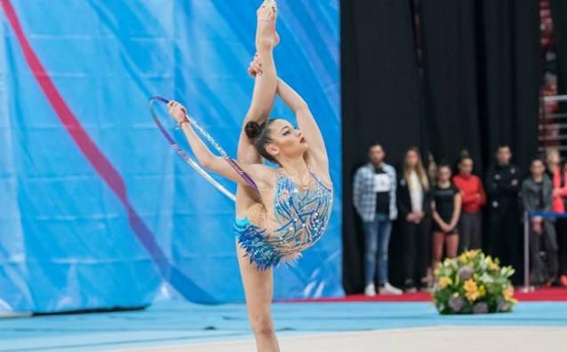 източник: БФ Художествена гимнастика, Анна Недкова