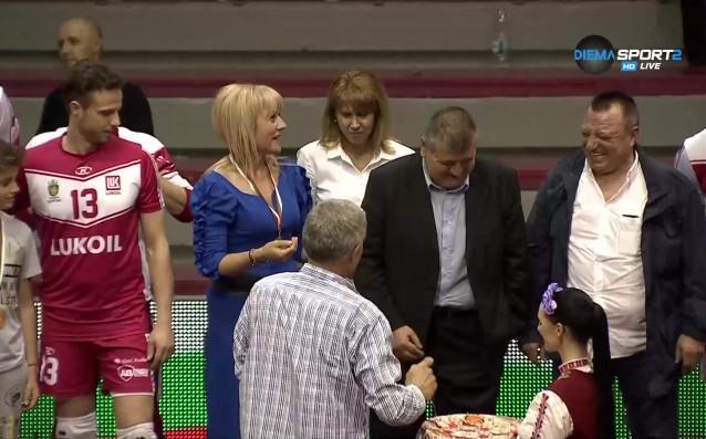 Сезонът в българския волейбол приключи и дойде времето за най-сладката