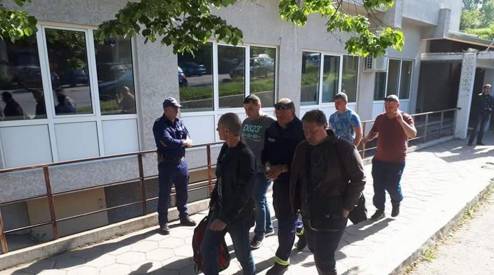Съдът потвърди ареста за шестима инспектори от ДАИ-Благоевград