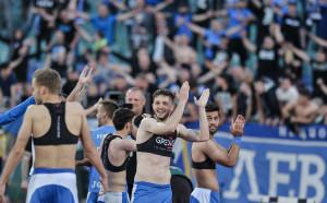 И Левски Лукойл застава зад сините в реванша