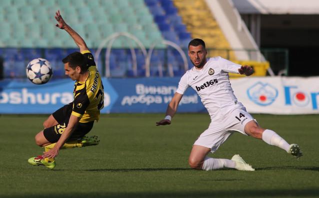 Ръководството на Славия обяви, че футболистите няма да дават изявления
