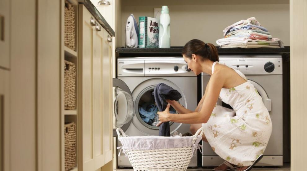 Яйце за пране заменя праховете в пералнята за цяла година (СНИМКИ)