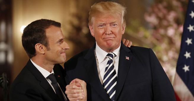Доналд Тръмп приветства мерките, въведени във Франция за борба с