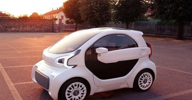 3D-принтирането не е чужда на автомобилната промишленост, но до момента