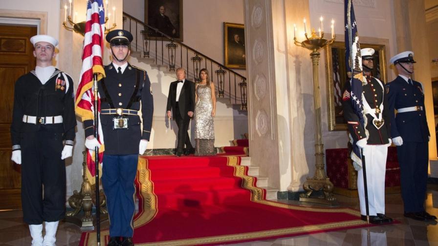 Мелания и Брижит с коренно различни визии в Белия дом