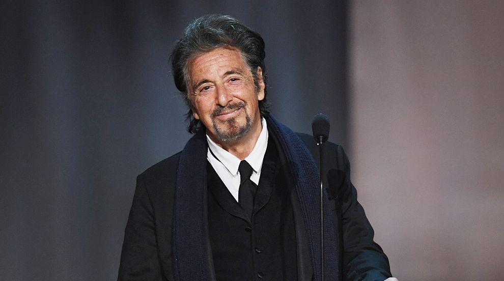 Ал Пачино ще се снима в новия филм на Тарантино