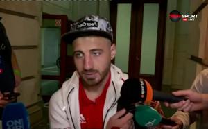 Бодуров: Пожелавам на Славия да вземе Купата