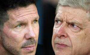 Арсенал и Атлетико в битката на фаворитите