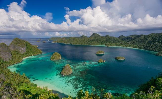 Островът, където правели ками от човешки кости