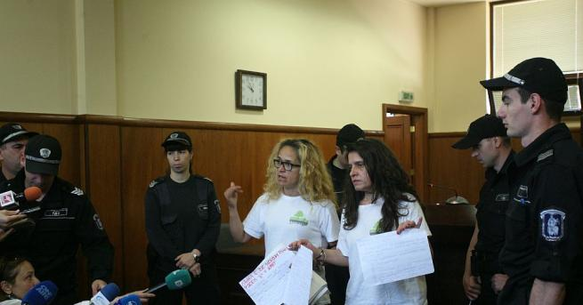 Съдът остави в ареста Десислава Иванчева Апелативният специализиран съд остави