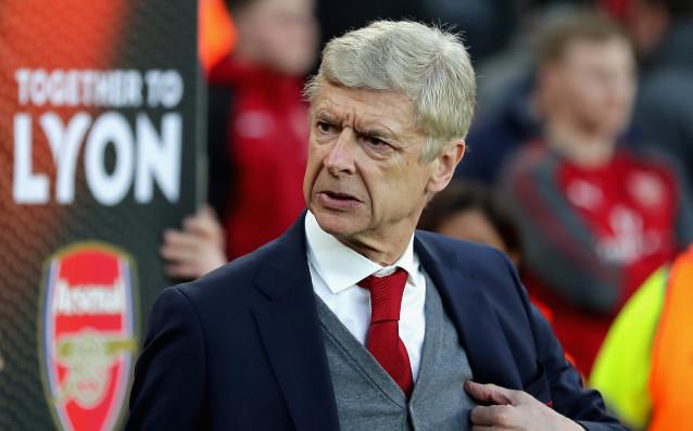 Мениджърът на Арсенал Арсен Венгер не скри разочарованието си след