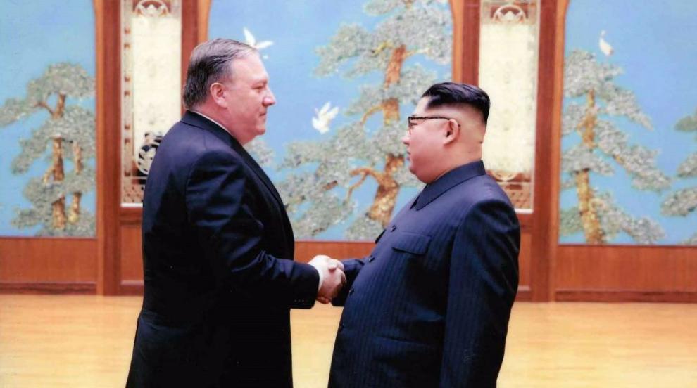 Държавният секретар на САЩ се срещна с Ким Чен-ун в Пхенян и пристигна в Сеул