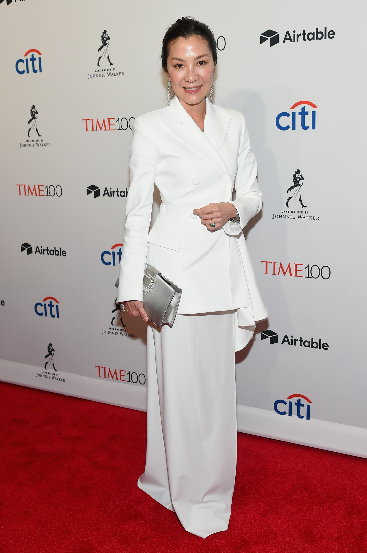 """В четвъртък (26 април) се състоя традиционната бляскава гала вечер на списание """"TIME"""" в Ню Йорк, на която присъстваха популярни личности, които изданието определя като """"Най-влиятелни личности в света"""""""
