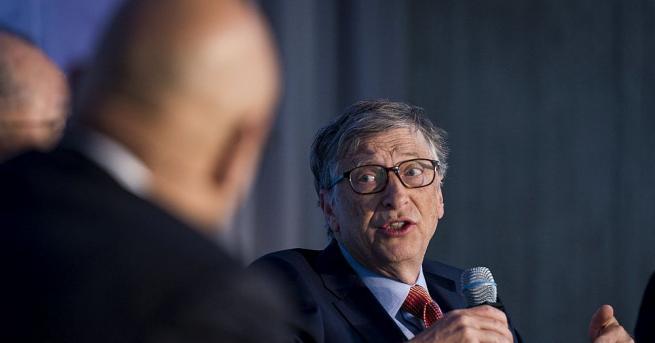 """Основателят на """"Майкрософт"""" и един от най-богатите хора на света"""