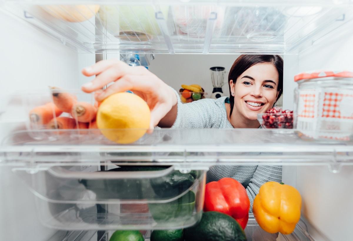 4.30% от хладилника винаги стои празен - няма да се чудите къде да съхраните остатъците от вечерята или някои от покупките, ако винаги имате малко свободно място в хладилника.
