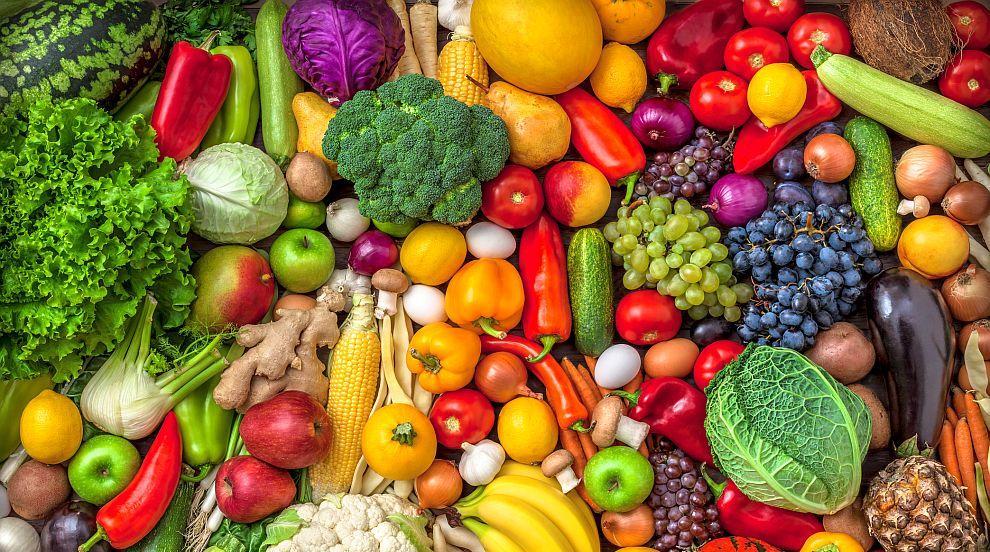 Най-полезните сурови плодове и зеленчуци