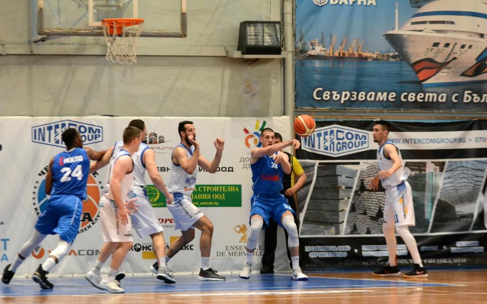 Левски Лукойл се класира за полуфиналите в НБЛ