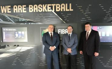 Министерство на спорта