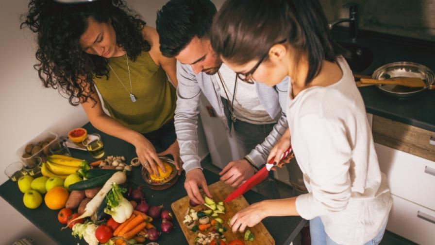 Кои храни ни засищат за дълго (СНИМКИ)