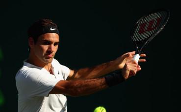 За всичко си има първи път! Федерер вдигна трофея в Щутгарт