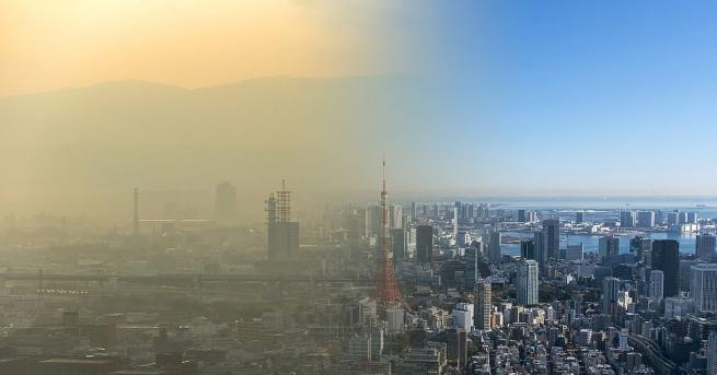 Замърсяването на въздуха задушава белите дробове и съкращава живота, но