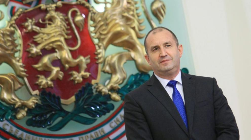 Радев: Виждам бъдеще за България във всеки образован млад човек