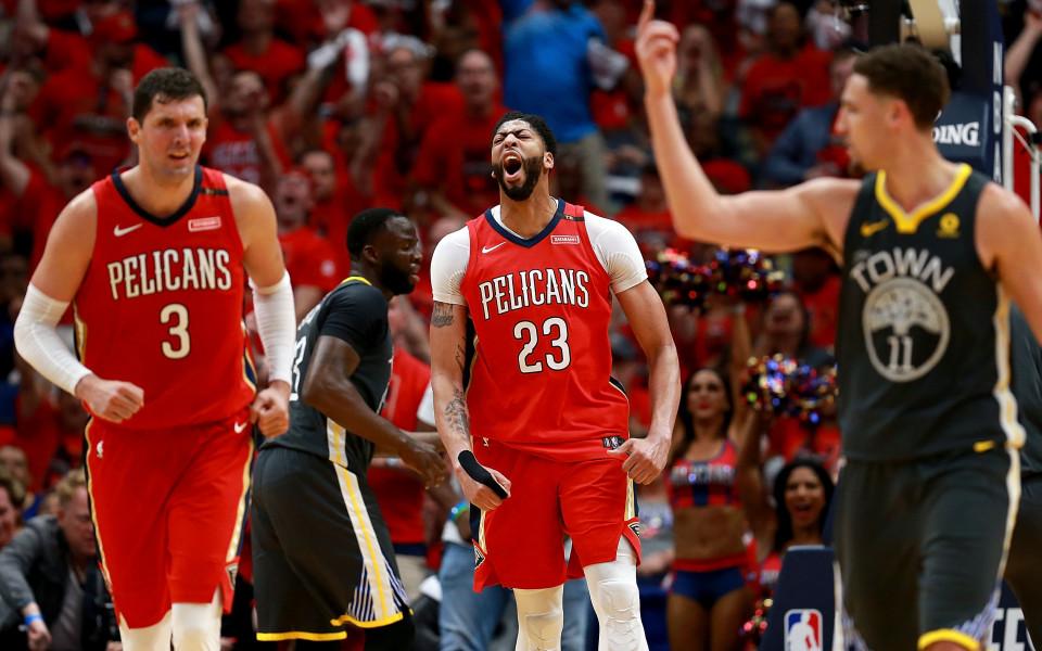 Ню Орлиънс намали изоставането си срещу Голдън Стейт, Хюстън разби Юта