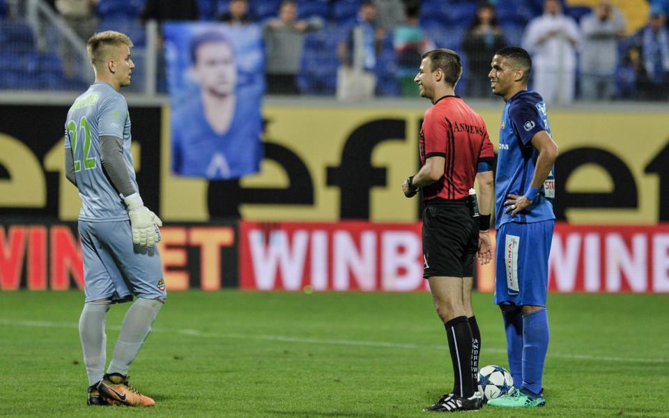 Големият Ривалдо поздрави Левски и сина си, потвърди, че идва