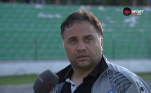 Митов: Второто полувреме е в София, шансовете са 50 на 50