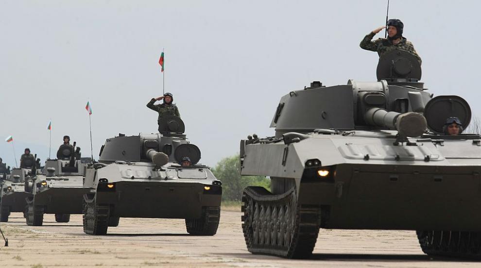 Какво ни очаква на военния парад за празника на Българската армия?