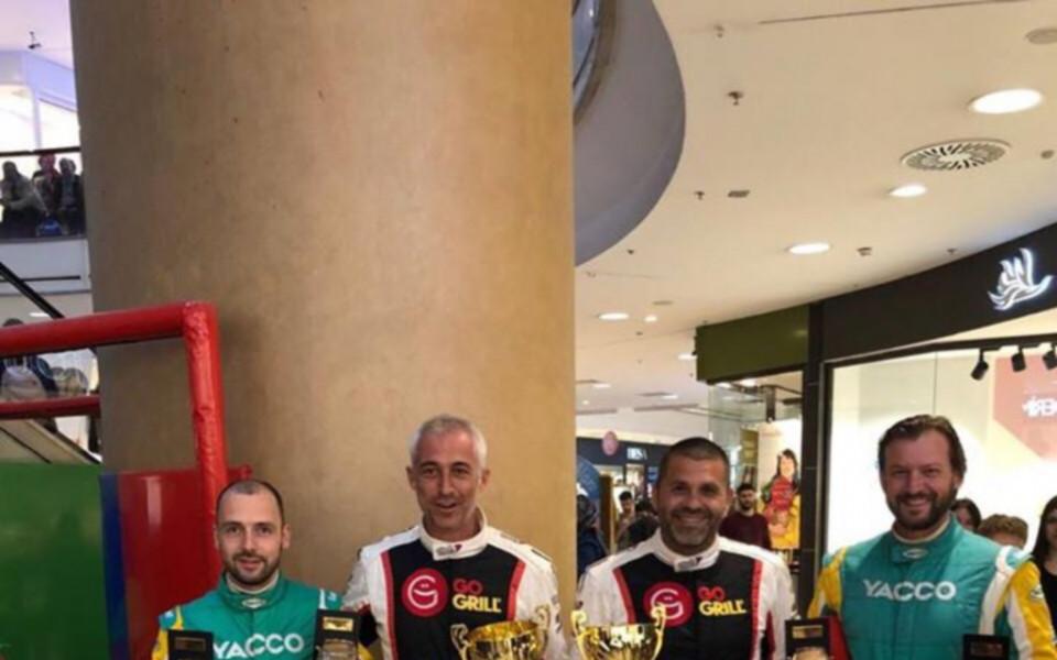 Йордан Атанасов и Янаки Янакиев спечелиха първо място в ERT 2