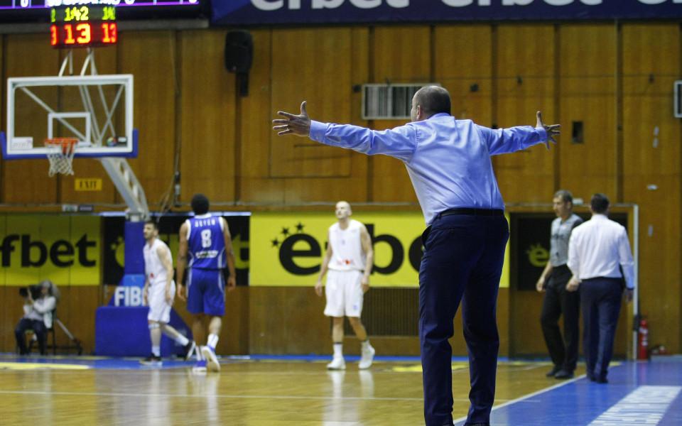 Левски Лукойл с добър аванс пред Рилски спортист