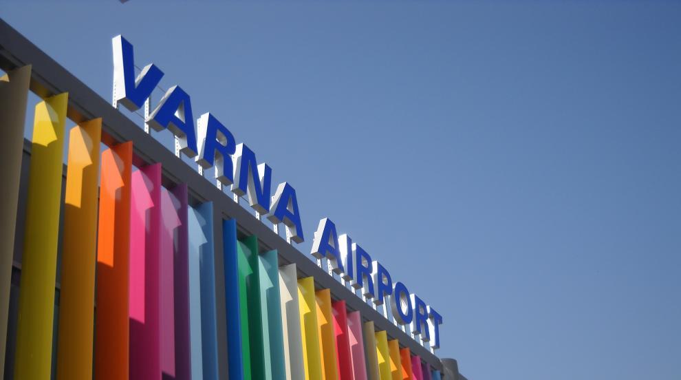 Летището във Варна посрещна първите чартърни...