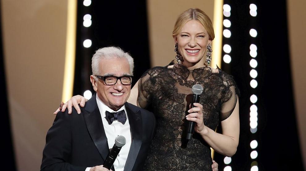 Мартин Скорсезе и Кейт Бланшет откриха кинофестивала в Кан