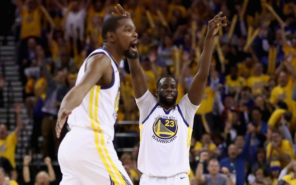 Голдън Стейт и Хюстън ще спорят във финала на Запад в НБА