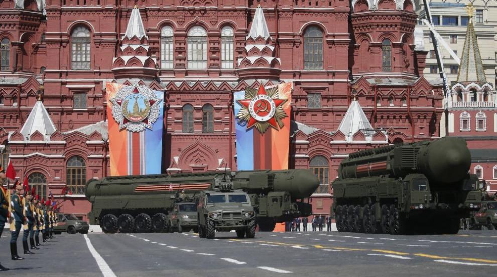 Руският печат: Парадът на победата в Москва прокарва...