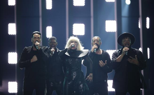 Групата, представяща България, е сочена за един от фаворитите в конкурса