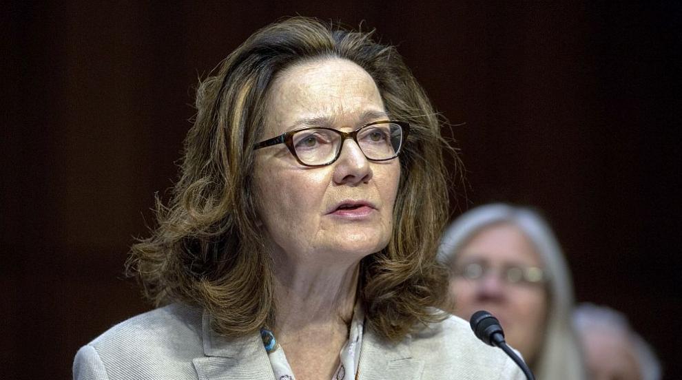 Номинираната за шеф на ЦРУ се зарече: Няма да възобновя суровите методи за...