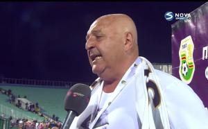 Босът на Славия за стадиона, трансферите и кои са бели педер*сти