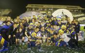 Бока Хуниорс идва като шампион за юбилея на Гунди