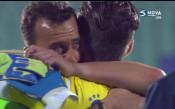 Вратарска солидарност след финала Левски - Славия