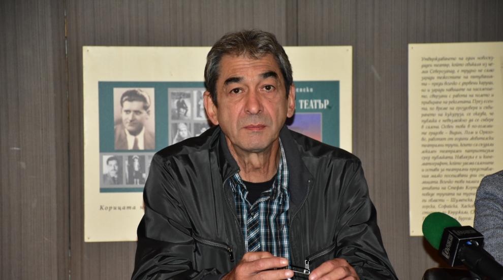 Директорът на врачанския театър Анастас Попдимитров положи клетва като...