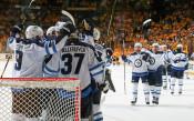 Уинипег пренаписа историята си с финал на Запад в НХЛ