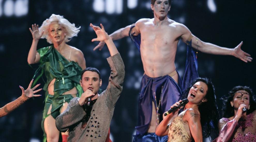 Българска песен влезе в класация за големите провали на Евровизия през...