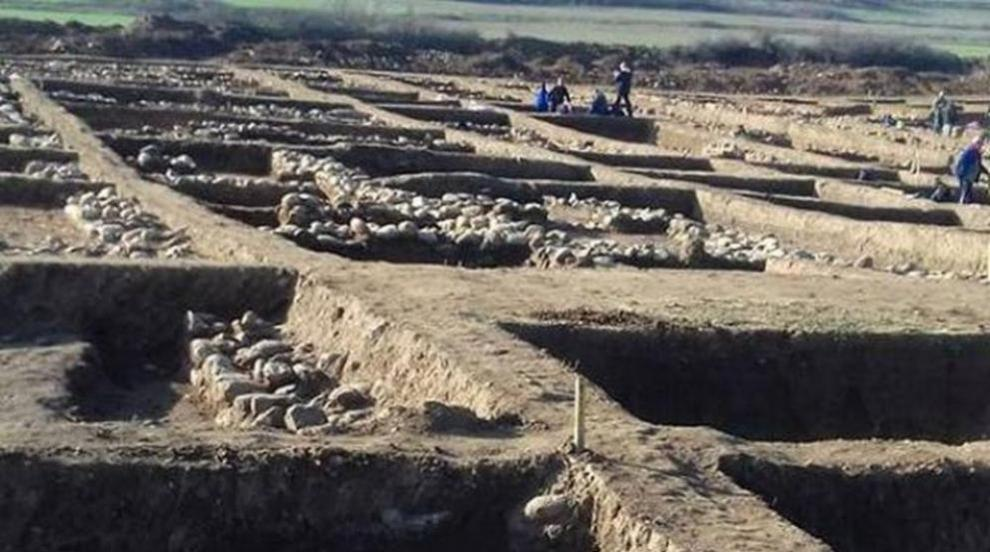 Няма да има референдум за археологическите разкопки край Благоевград