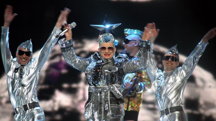 """10 от най-колоритните визии на """"Евровизия"""" досега"""
