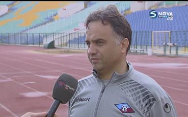 Ники Митов остава в Септември: Завършихме добре сезона