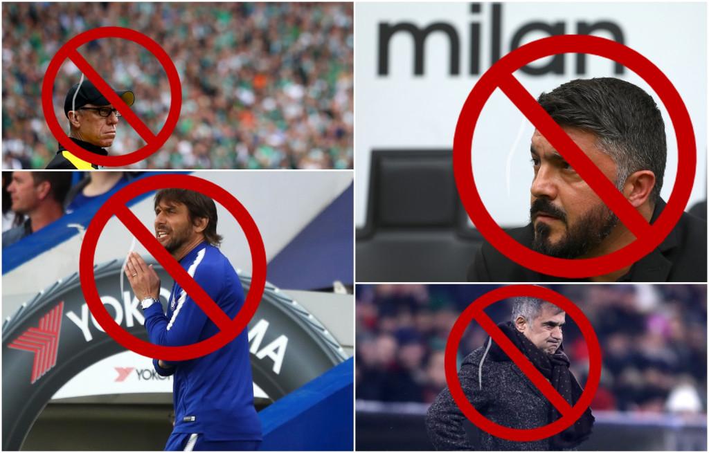 10-те топ треньора, които плачат за уволнение след сезон 2017/2018<strong> източник: Gulliver/Getty Images</strong>