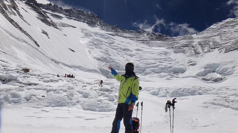 Не разрешиха на Атанас Скатов да изкачи Еверест без шерп